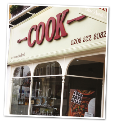 Click and Collect from your local COOK!